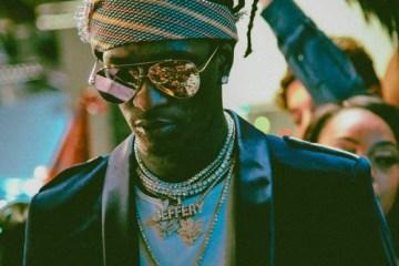 Young Thug – World Go Round Ft. Juice WRLD