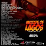 Dj Ace Spinz – Mixtape Of Lagos