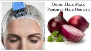How To Grow Your Hair Faster With Onions st Home in 5 minutes