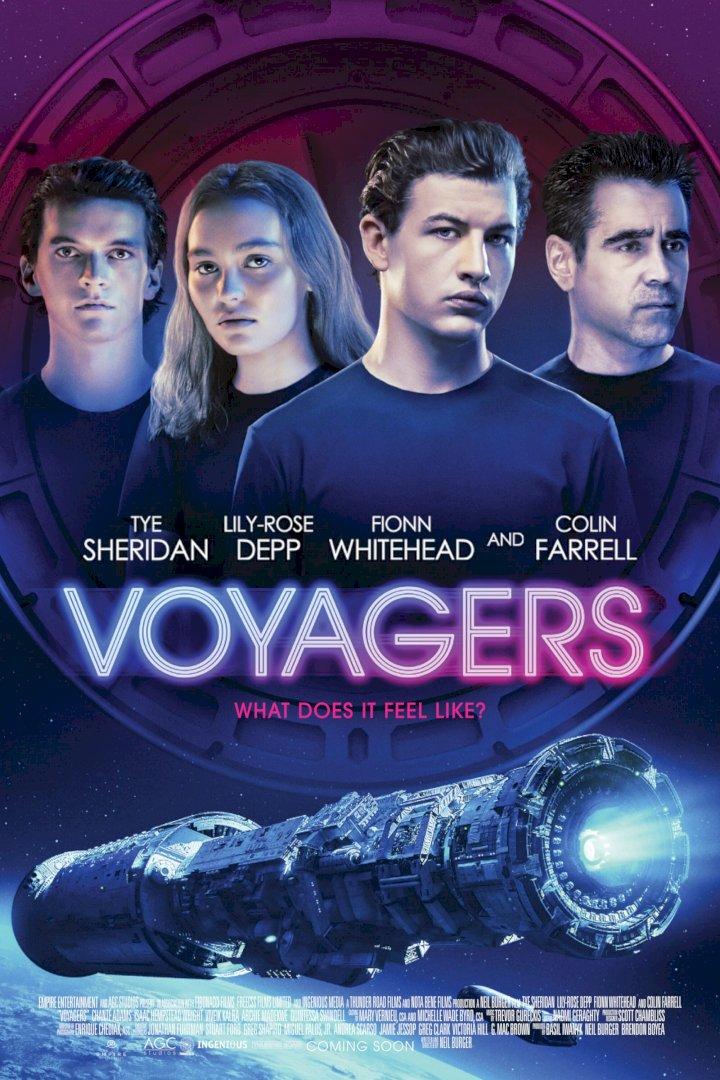 Voyagers Movie 2021 Download Full Mp4, Mkv, Torrent, Subtitle