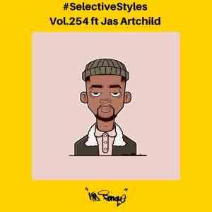 Kid Fonque – Selective Styles Show 254 Mix Ft. Jas Artchild