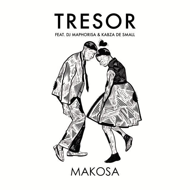 Tresor – Makosa Ft. DJ Maphorisa & Kadza De Small