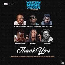 Western Music Awards - Thank You Ft Takoradi All Stars
