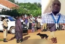 Photo of How police tracked suspected killers of Mbale Hospital records officer