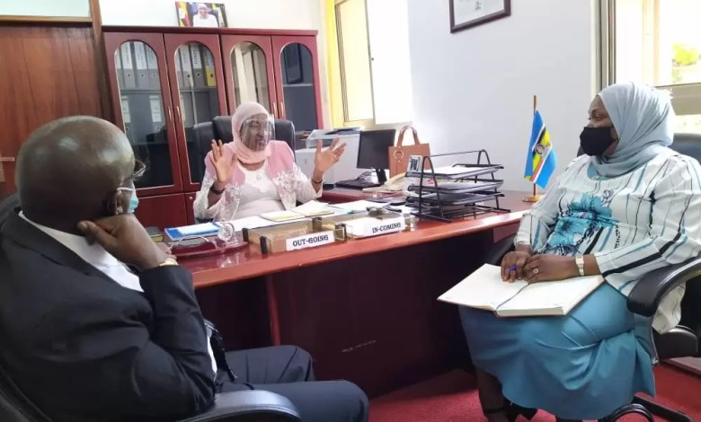 Photo of Minister Sarah Kanyike Demands Priority Service Points For Vulnerable Persons