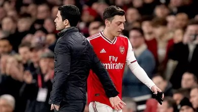 Photo of Ozil Says He's Being Punished For Speaking Against Maltreatment Of Muslims By China