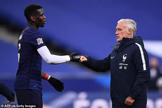 Photo of French National Coach Accuses Solskjaer Of Mistreating Paul Pogba