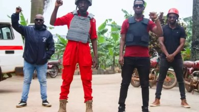 Photo of Police, Bobi Wine Supporters Face Off Ahead Of Manafwa Campaign Rally