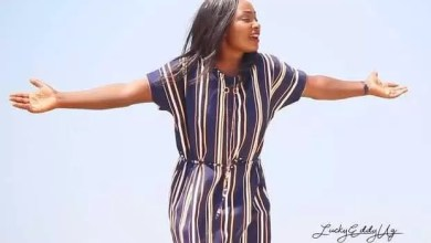 Photo of Teso's Gospel Artiste, Queen Noreen Releases Hot Defender Video