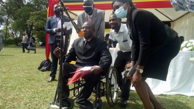 Photo of Disabled Speaker Fails to Access Council Hall, Misses Session