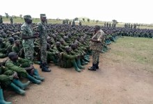 Photo of Training of Recently Recruited 2650 LDU's Kicks Off in Agago District