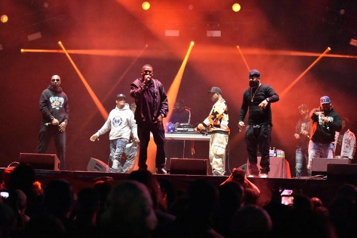 Wu-Tang Clan at Mempho Music Festival