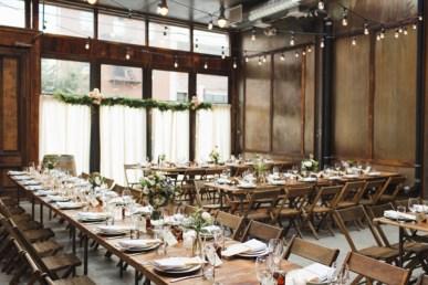 Ruffled - photo by http://www.ashley-caroline.com/ - http://ruffledblog.com/garden-inspired-wedding-at-brooklyn-winery