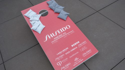 East of Ellie, an events co. Shiseido Americas FIT 3.0 @ Hudson Mercantile