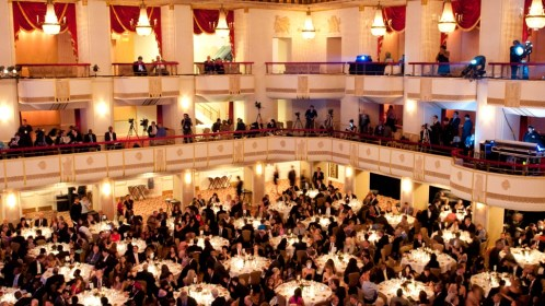 East of Ellie, an events co. MDG Awards @ The Waldorf Astoria New York