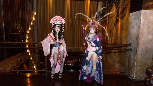 East of Ellie, an events co. Shiseido Ginza Tokyo, Tokyo Underground @ The Edison