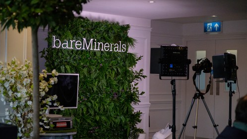 East of Ellie, an events co. bareMinerals Full Of Free Of @ The Mermaid London