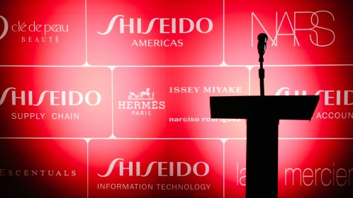 East of Ellie, an events co. Shiseido FIT 1.0 @ W Union Square