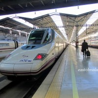 AVE: Taking the Fast Track from Málaga to Madrid