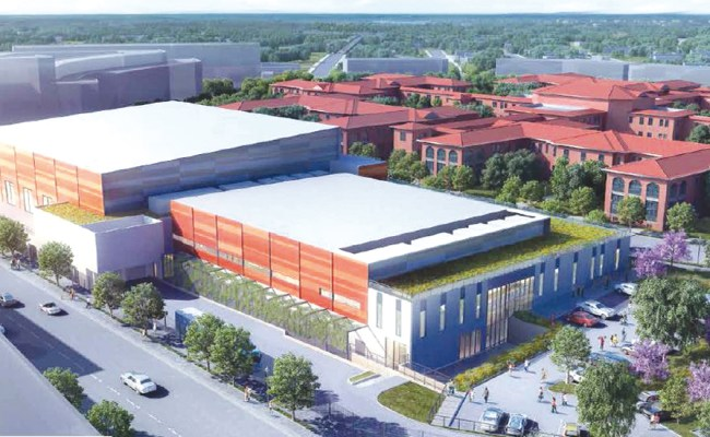 Congress Heights Awaits Entertainment And Sports Arena