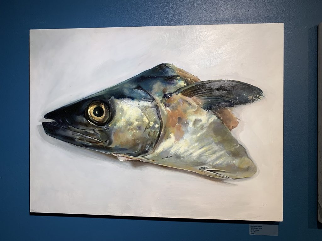 Local Artist Exhibits Paintings At Greiser S