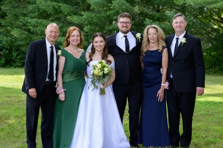 DeVoto Andrews Marriage