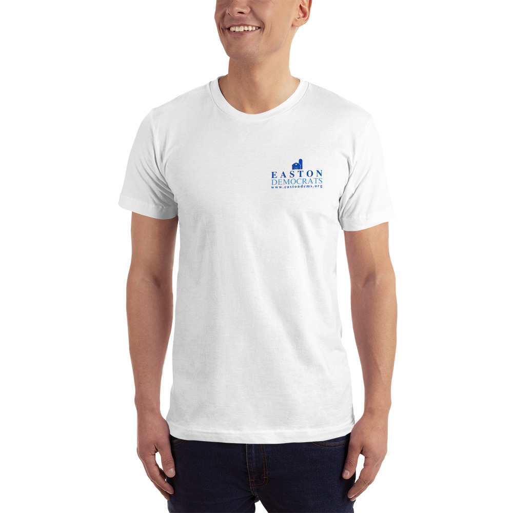 Easton DTC Adult White T-Shirt