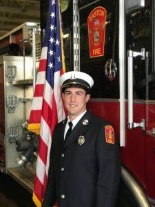 Lt. Jon Carroll