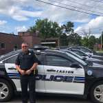 Easton Police Officer Christopher Aker to Begin Role as School Resource Officer