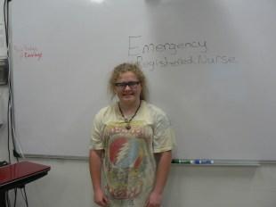 Cassi Stoddard - ER Registered Nurse