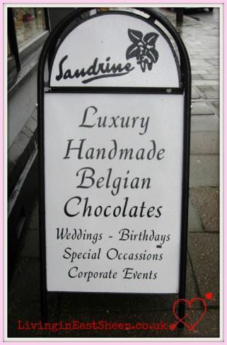 Hand made Belgian Chocolates