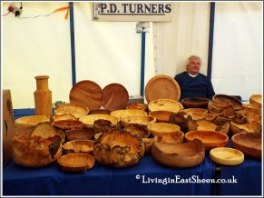 P.D Turners wooden bowls, simply lovely a lifetime in one bowl.