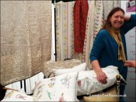 Beautiful Indian hand woven bed spreads