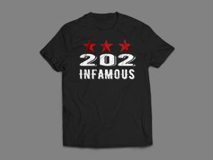 Infamous 202 black