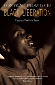 Book Cover - #BlackLivesMatter to Black Liberation