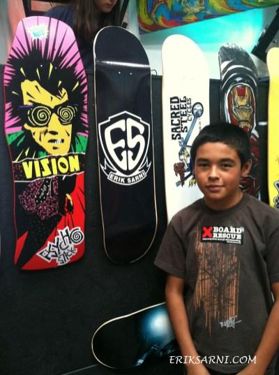 El Sereno Skate Deck Workshop & Art Show