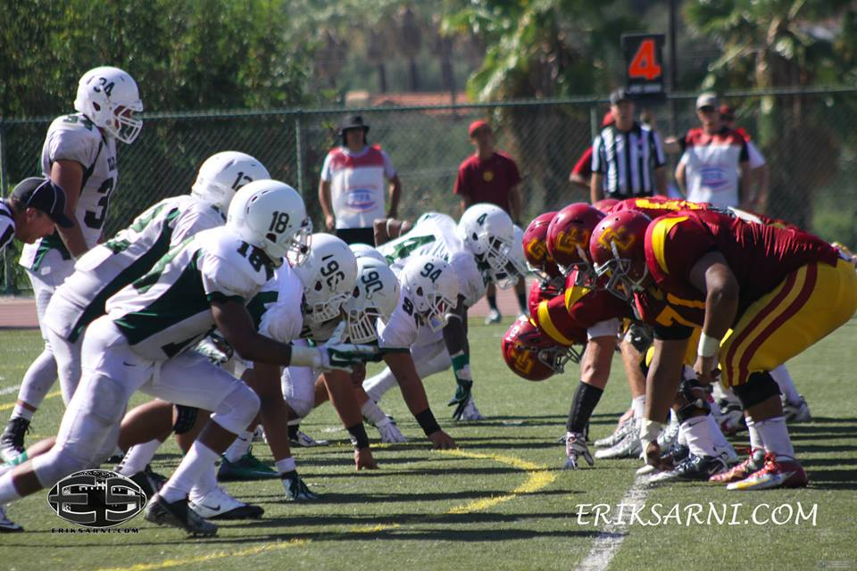 Glendale runs past  ELAC Huskies 41-0