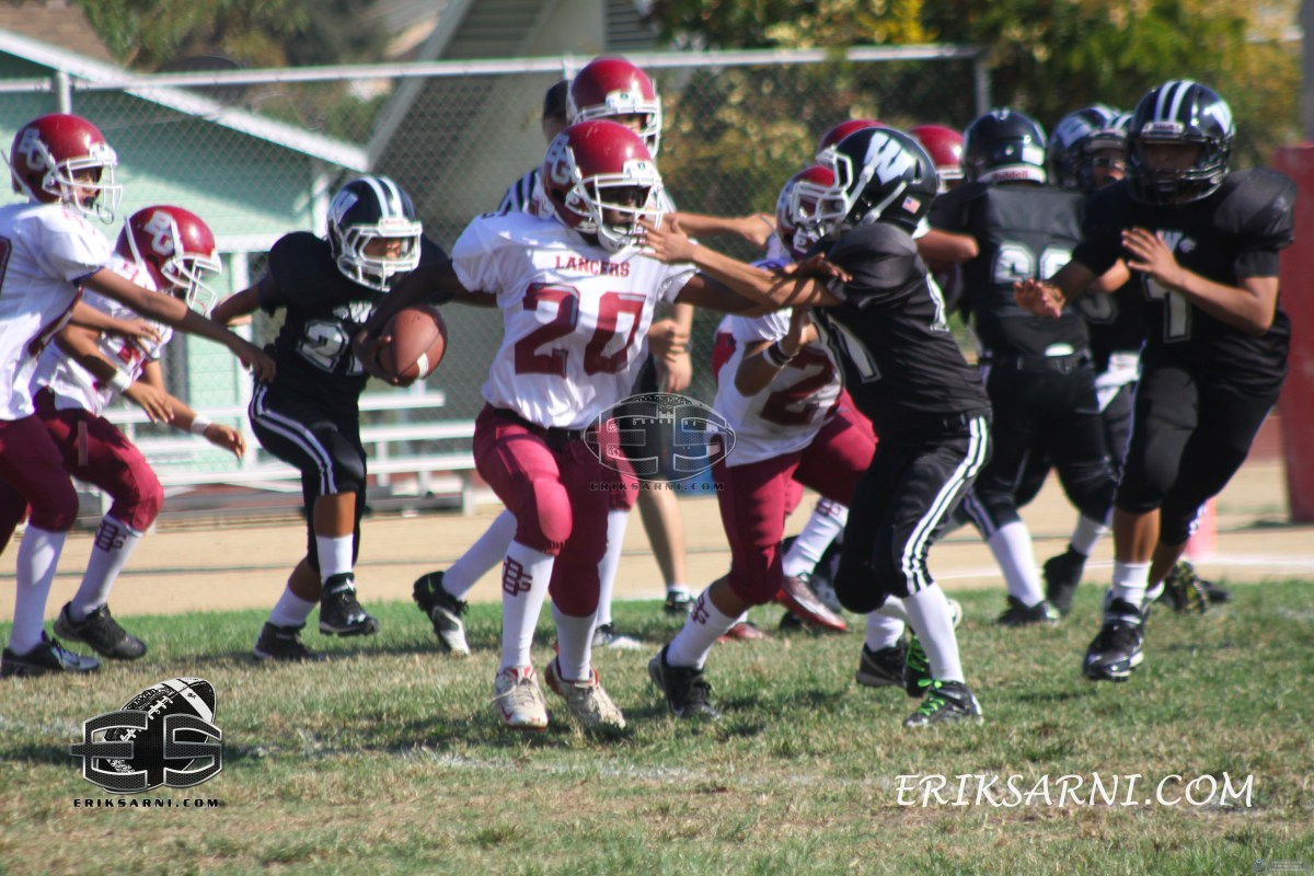 Bell Gardens Lancers vs Boyle Heights Wolfpack