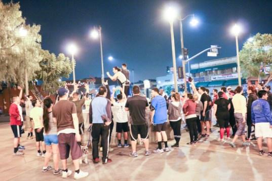 Boyle Heights Bridge Runners Hot Deportes
