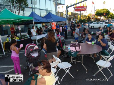 National Night Out in El Sereno 2014