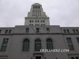 Occupy LA LA City Hall