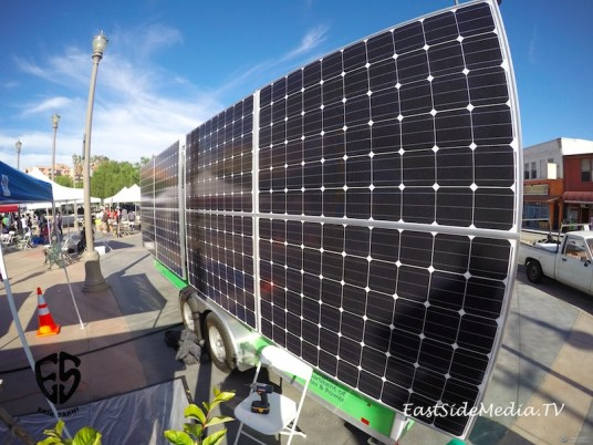 EastSide Sol Solar Powered Festival