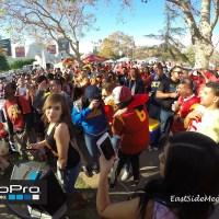 USC Trojans vs UCLA Bruins Football Tailgate