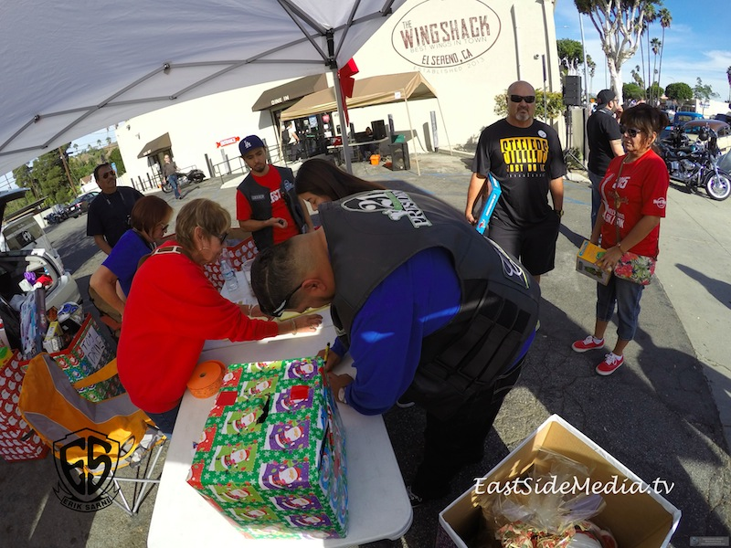 El Sereno Holiday Toy Drive