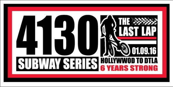 4130 Subway Series The Last Lap 2016