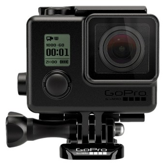 Go Pro Black Housing