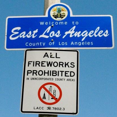 East LA Welcome