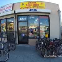 Oriol Bike Shop in East LA