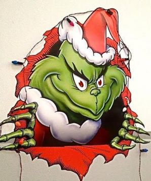 Grinch Powell Ripper