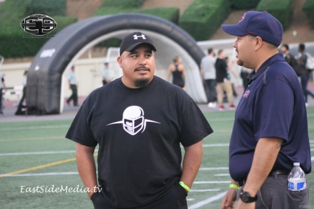 Ricardo Zepeda Roosevelt High School Football